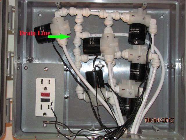 Toro Custom Eleven Hydraulic Sprinkler Controller Replacement 1 toro custom eleven hydraulic srpinkler controller replacement wiring diagram toro sprinkler control at gsmx.co